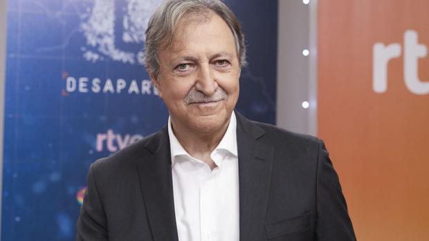 Paco Lobatón, veterano periodista de RTVE, es uno de los candidatos a presidir el ente público