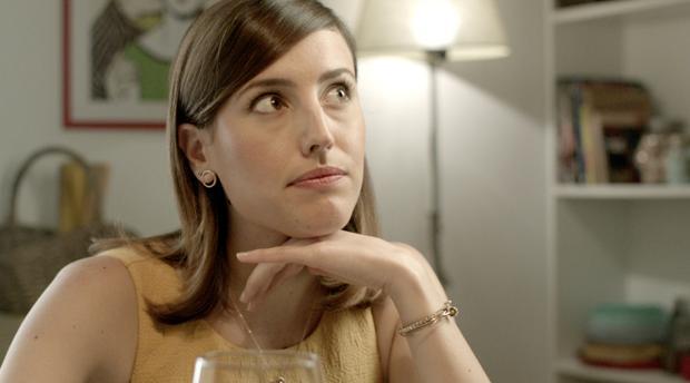 Natalia de Molina en «Marta no viene a cenar», de Macarena Astorga