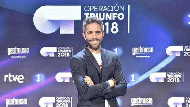 Roberto Leal es el presentador de «Operación Triunfo»