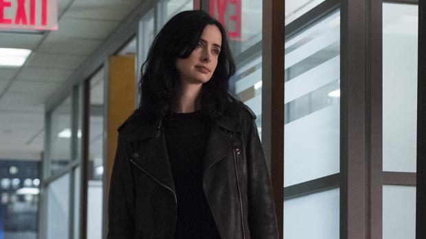 Krysten Ritter interpreta a Jessica Jones