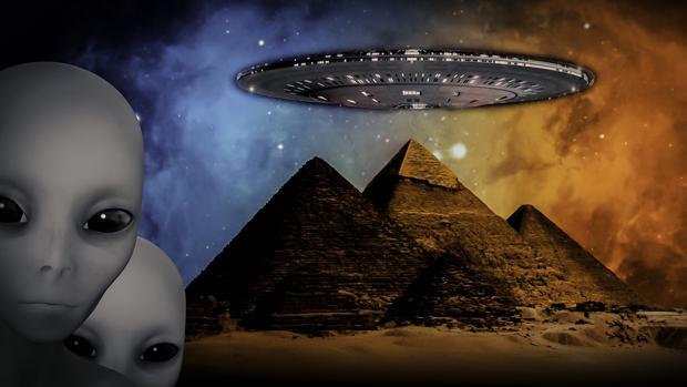 Una civilización alienígena en Murcia? Un documental teoriza sobre la  existencia de unas misteriosas pirámides