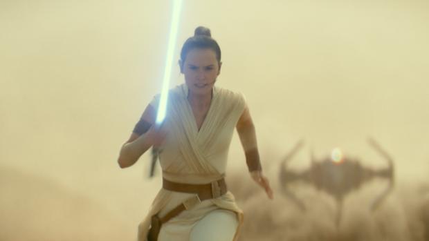 Escena del tráiler en español de Star Wars: El Ascenso de Skywalker