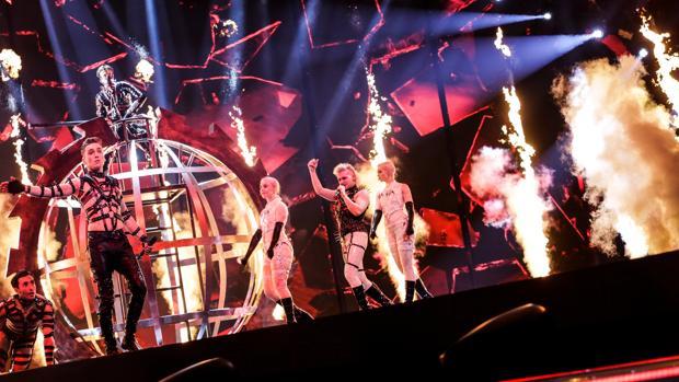 Hatari, la banda bdsm que representa a Islandia en Eurovisión 2019
