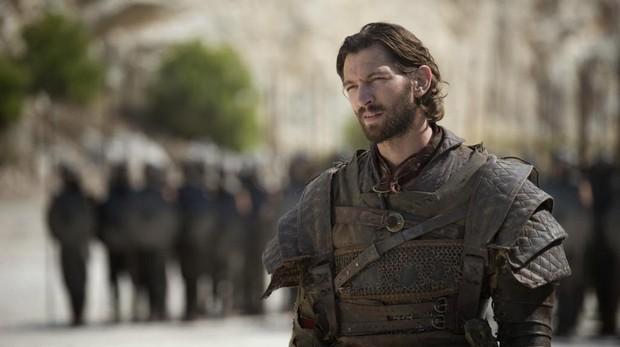 Daario Naharis en Juego de Tronos