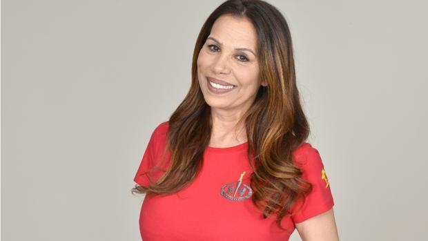 Toñi Salazar en su fotografía oficial como concursante de «Supervivientes»