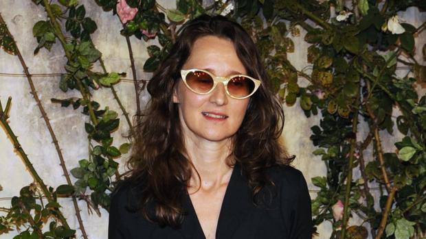 Lucrecia Martel, en una imagen de archivo durante la presentación de su película «Muta»