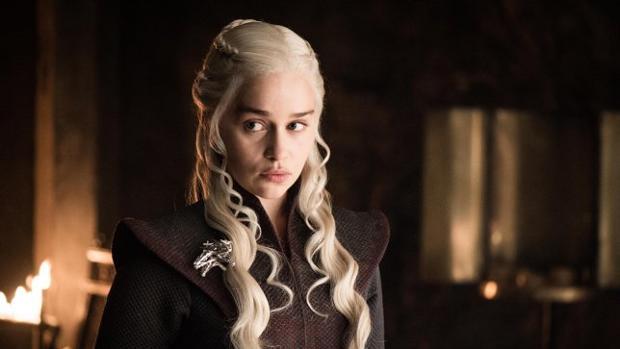 Daenerys Targaryen, en «Juego de Tronos»