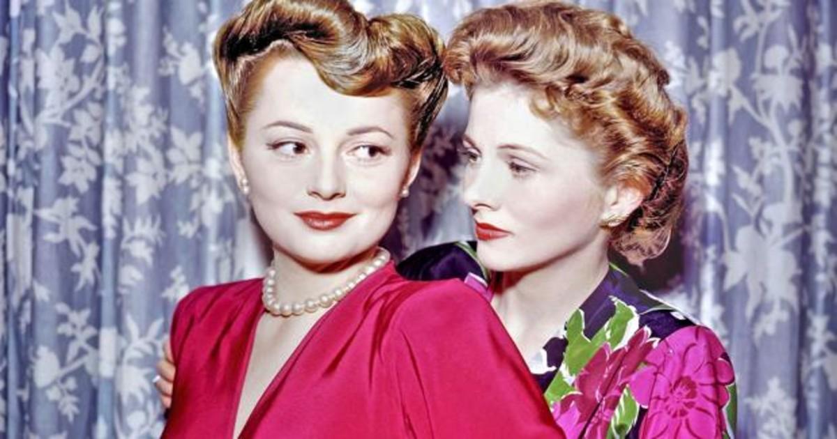 Los celos que traumatizaron a Olivia de Havilland, la última ...