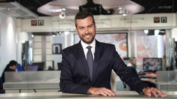 Jazael Ascanio, presentador de los informativos territoriales de Antena 3 en Canarias