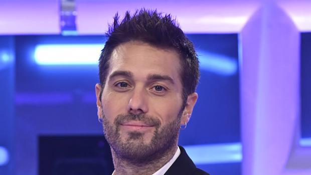 Dani Martínez, presentador de «El Concurso del Año»