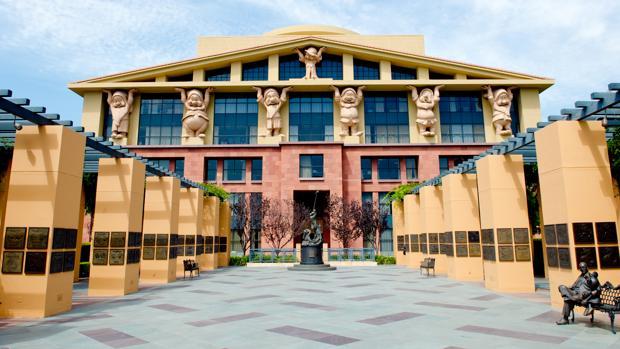 Sede de The Walt Disney Studios en Los Ángeles (California, EE.UU.)