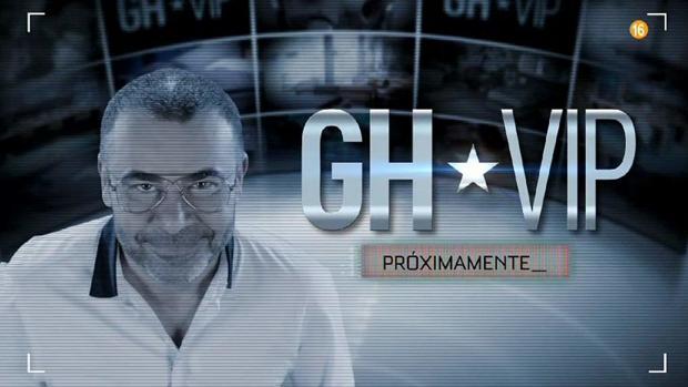 Jorge Javier Vázquez en una promoción de «GH VIP 7»