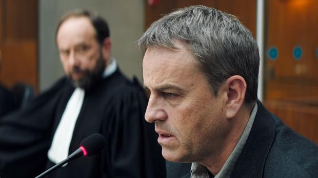 Laurent Lucas protagoniza la película de Antoine Raimbault