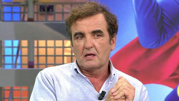 Antonio Montero, colaborador de Sálvame