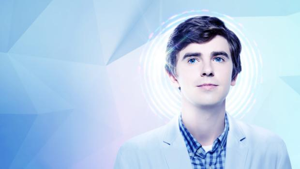 Freddie Highmore, protagonista de The Good Doctor