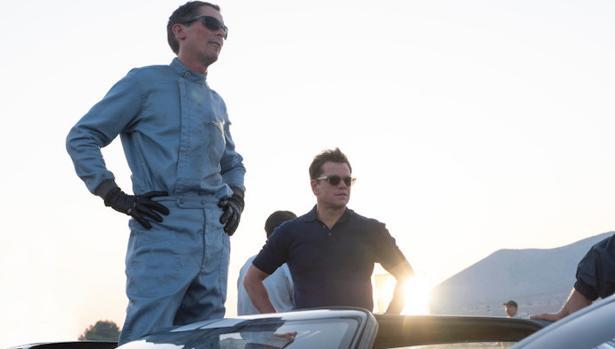 Christian Bale y Matt Damon protagonizan «Contra lo imposible»