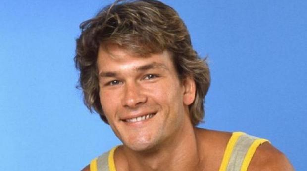 Patrick Swayze, en una foto de archivo