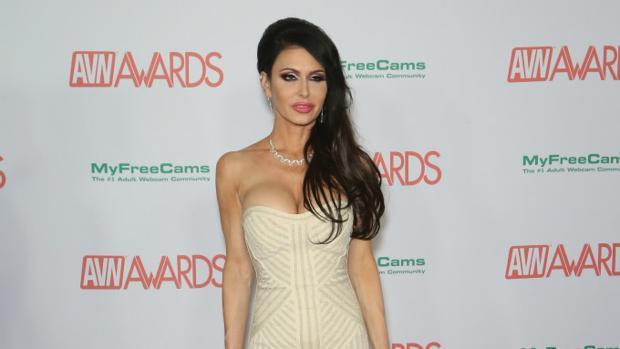 La actriz porno Jessica Jaymes, en una imagen de archivo