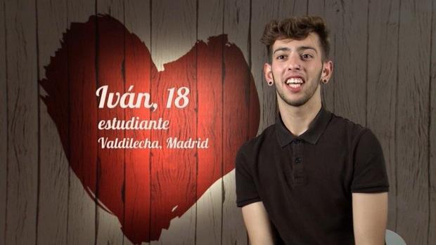 Iván, este viernes en «First Dates»