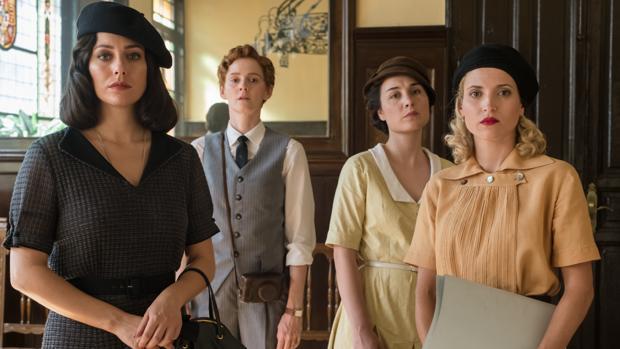 Las Chicas Del Cable Trailer