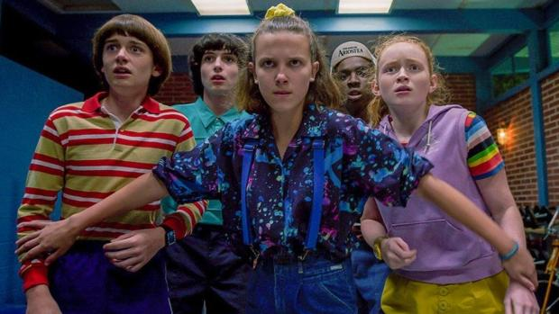 Es «Stranger Things» un plagio?