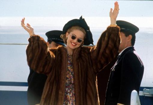 Madonna protagonizó «Evita» (1996), una de las películas más famosos de Alan Parker