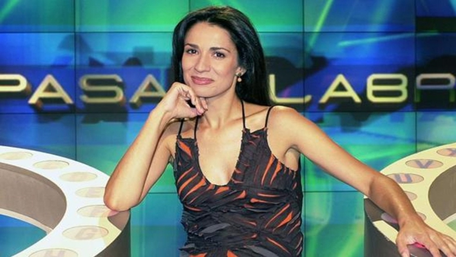 Silvia Jato, primera presentadora de 'Pasapalabra' en Telecinco