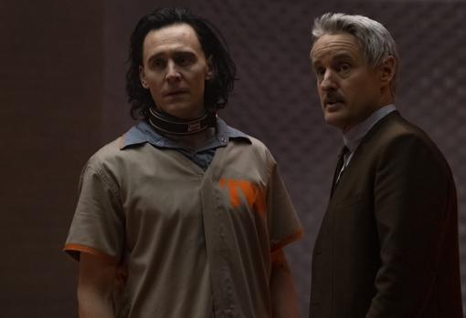 Tom Hiddleston como 'Loki'