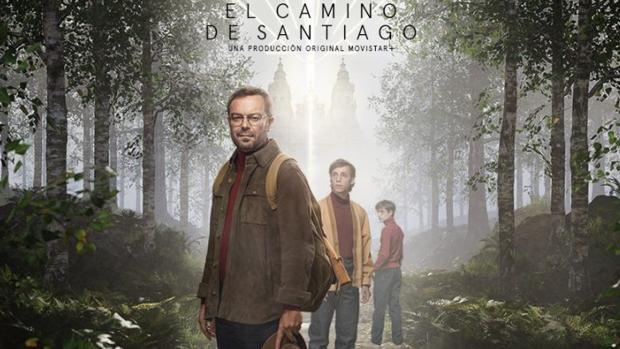 Cartel de 'Otros mundos: El Camino de Santiago', con Javier Sierra