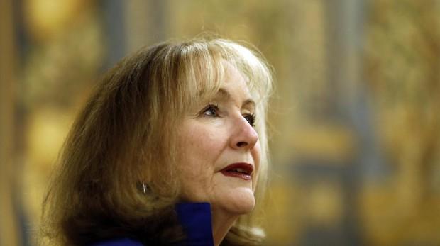Barbara Arrowsmith-Young durante su visita a Madrid