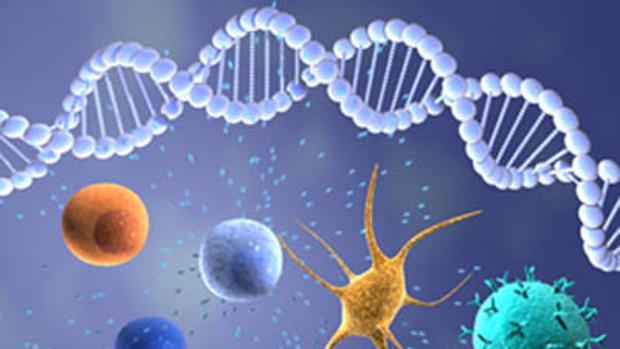Corta y pega genético