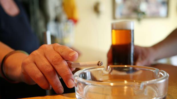 Fumar es el mayor responsable de cáncer de pulmón
