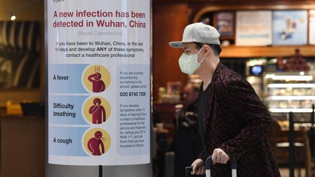 Fiebre, dificultad respiratoria y tos, entre los síntomas del coronavirus de China