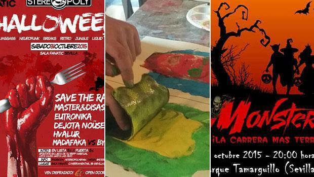 Planes Para Celebrar Halloween En Sevilla
