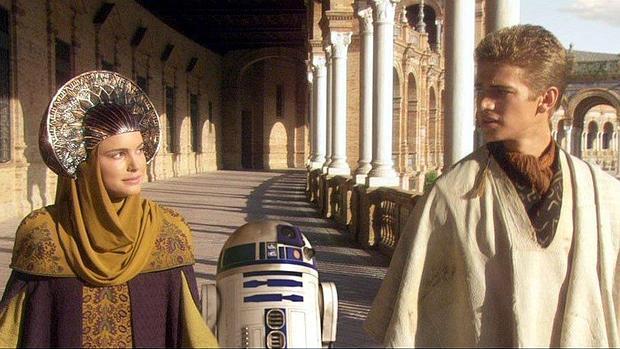 La estrecha relación entre «Star Wars» y Sevilla
