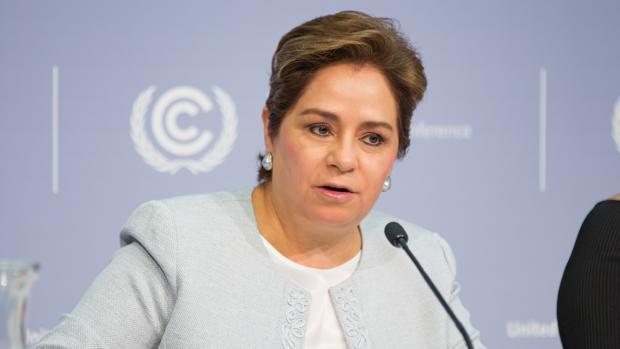 Espinosa es la «jefa» de la Cumbre del Clima a