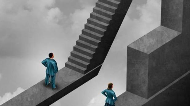 La «brecha» se ha reducido en 4,5 puntos desde 2012, según Eurostat