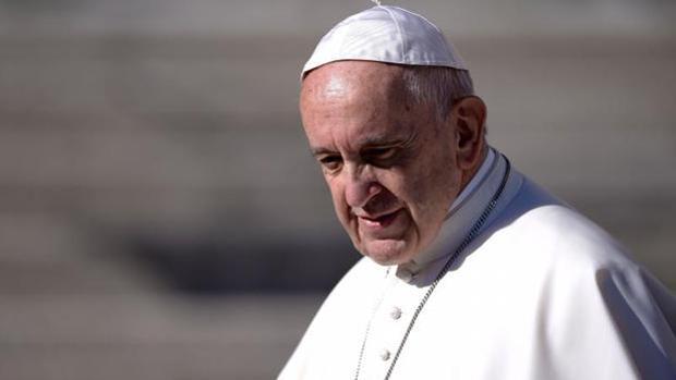 Fotografía de archivo del Papa Francisco