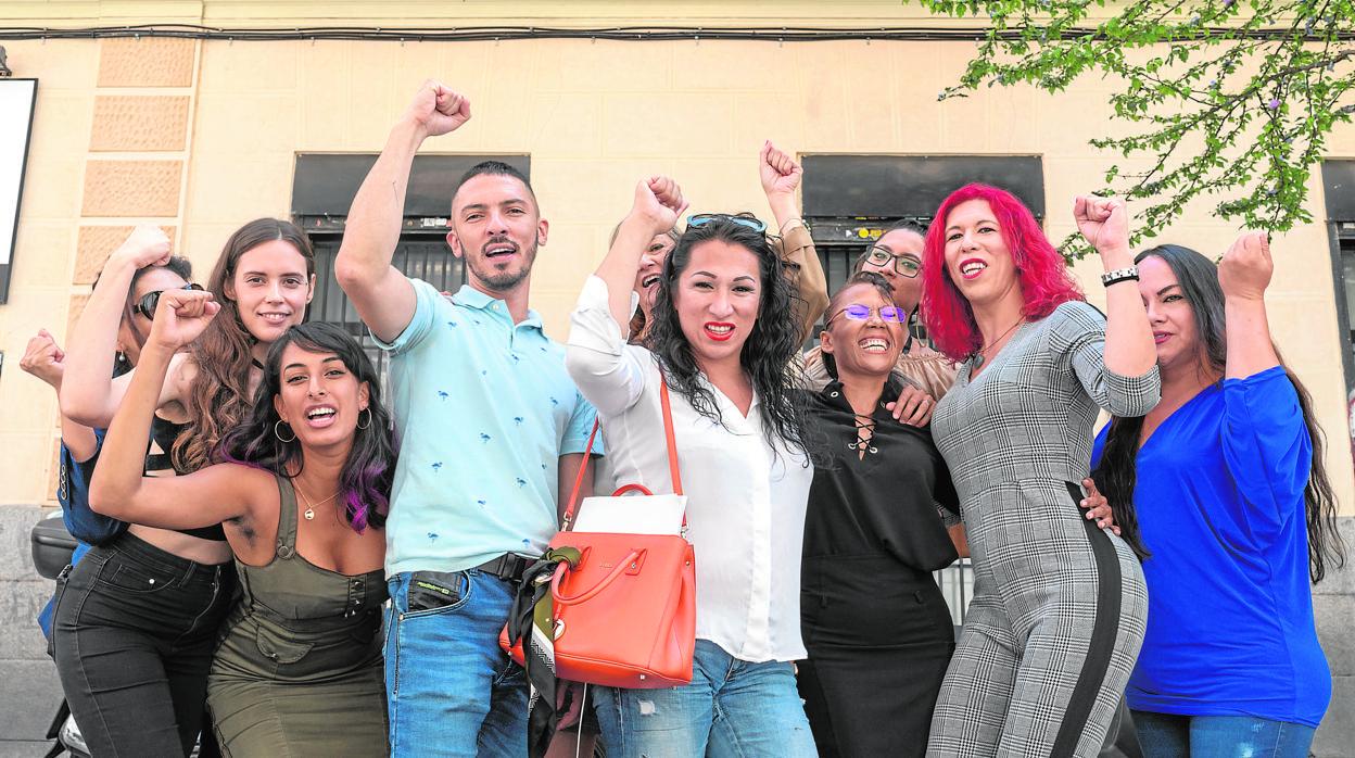 Actrices Porno En Madrid En Plena Calle las prostitutas destapan la ambigüedad del gobierno: «no nos