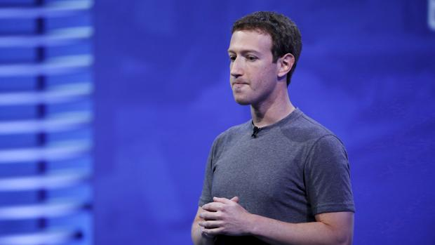 El fundador de Facebook, Mark Zuckerberg