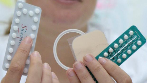 Píldora , parche y anillo vaginal, tres formas de anticoncepción hormonal