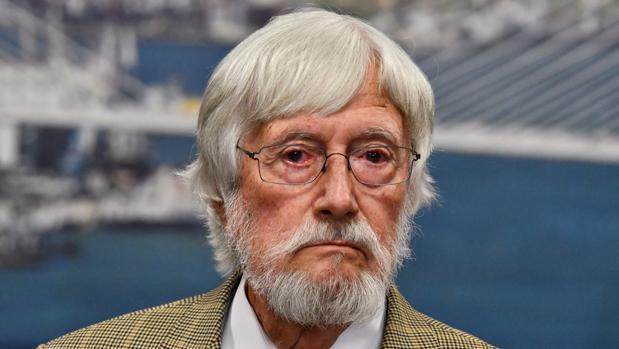 El oceanólogo Jean-Michel Cousteau