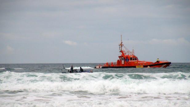 Patrullera de Salvamento Marítimo