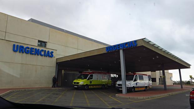 Imagen de Urgencias del Hospital Universitario de Torrevieja (Alicante)