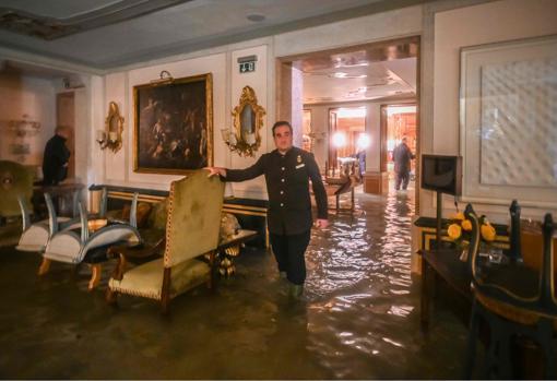 Resultado de imagen para Venecia, devastada por la segunda peor inundación en un siglo