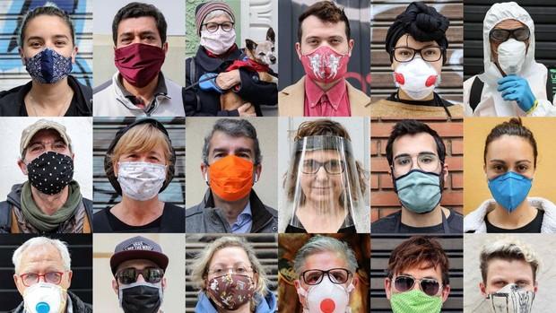 Coronavirus: Las mascarillas caseras no protegen, pero ¿ayudan a no  contagiar el COVID-19?