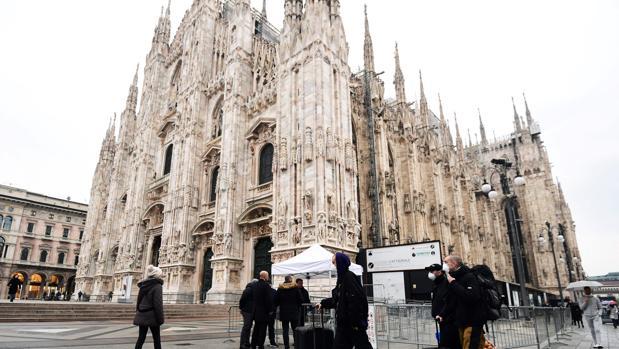 Lombardía, confinada por error durante una semana