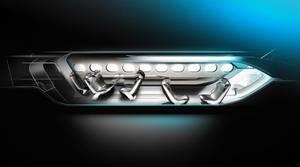 HX1, alta velocidad de diseño