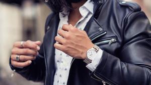 Relojes pequeños, sobradamente masculinos