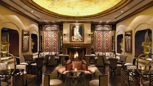 Coctelería en el Champagne Room